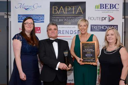 Trethowans celebrate the leading self-catering accommodation providers in Dorset